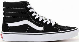 Vans SK8-HI black/white - Tennarit - 116185 - 1