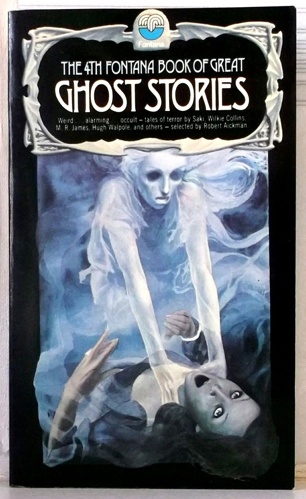 The 4th Fontana Book Of Great Ghost Stories P/B Used Book