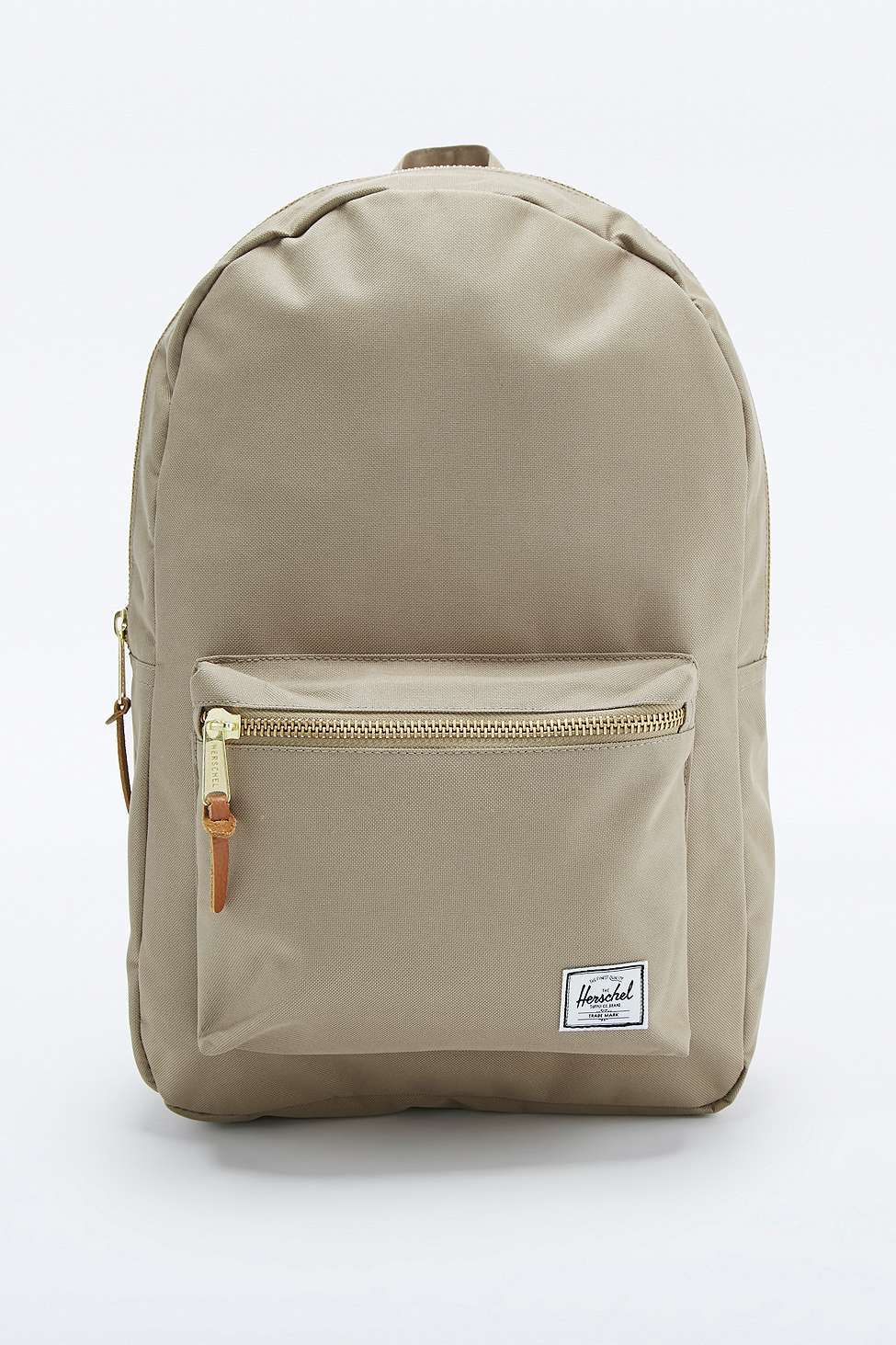 4b17e4c1e8e6 Herschel Supply co. Settlement Beige Backpack
