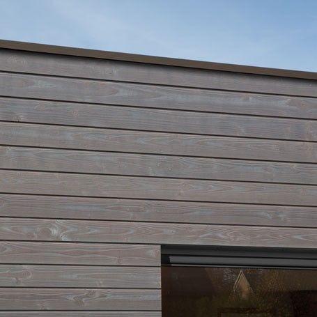 bardage protect douglas couleur gris equinox silverwood. Black Bedroom Furniture Sets. Home Design Ideas
