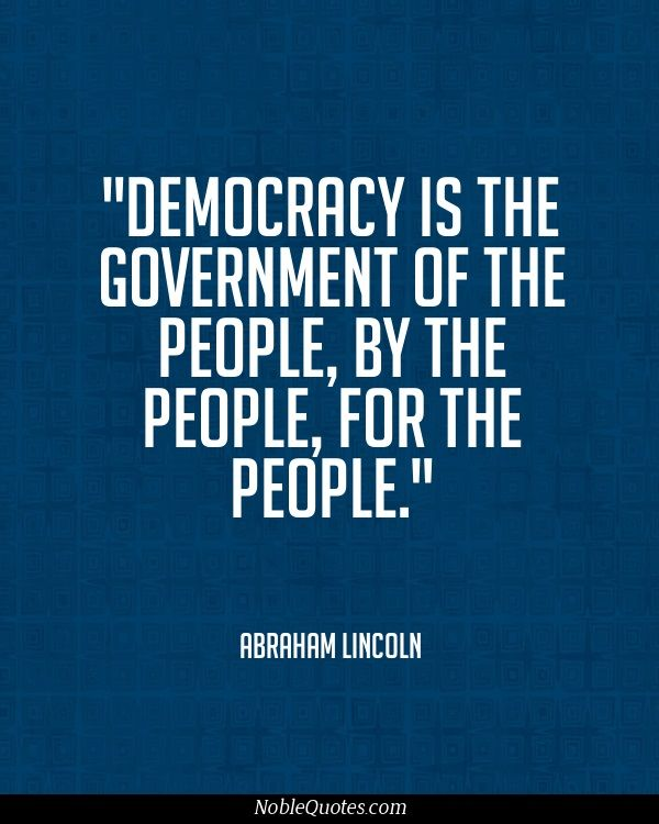 The Word Democracy Comes From The Greek Demos Meaning The People