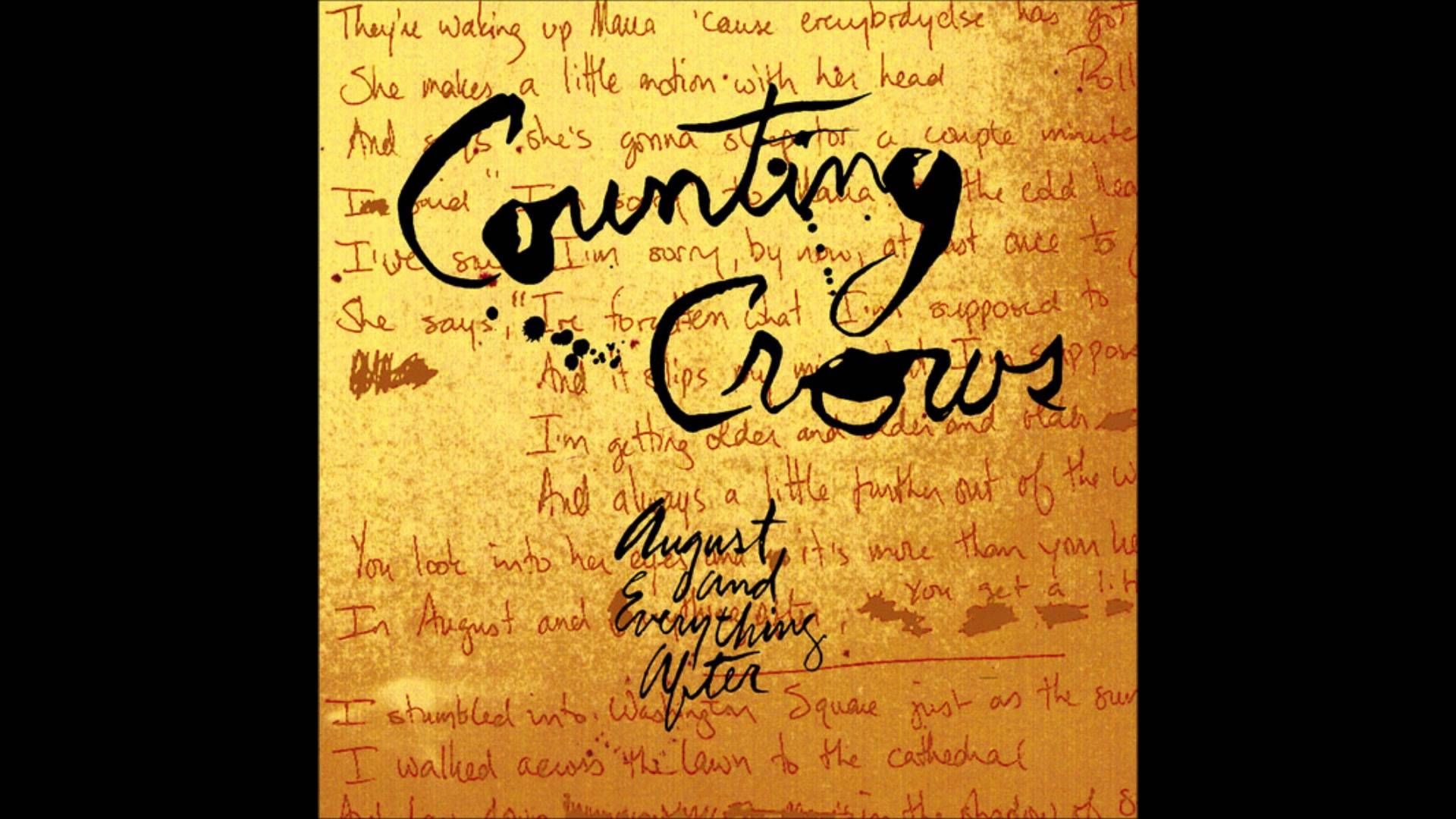 Counting crows sullivan street sing me to sleep pinterest counting crows sullivan street sing me to sleep pinterest crows and music artists hexwebz Choice Image