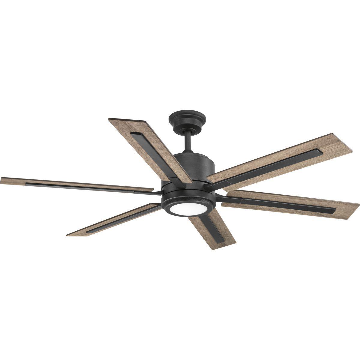 Progress Lighting Glandon 60 Build Com Ceiling Fan With Light Ceiling Fan With Remote Ceiling Fan