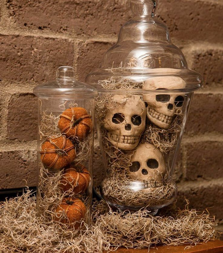 50 Indoor Decorations That Take Halloween To The Next