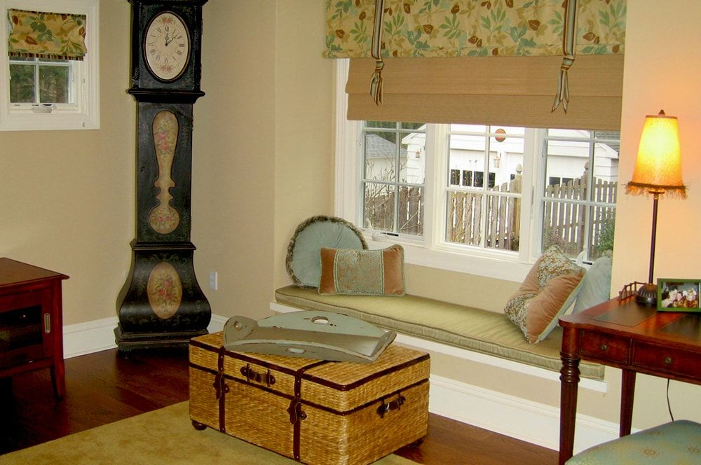 Distinctive Interior Designs Offers Custom Window Treatments To Clients Throughout South Jersey North