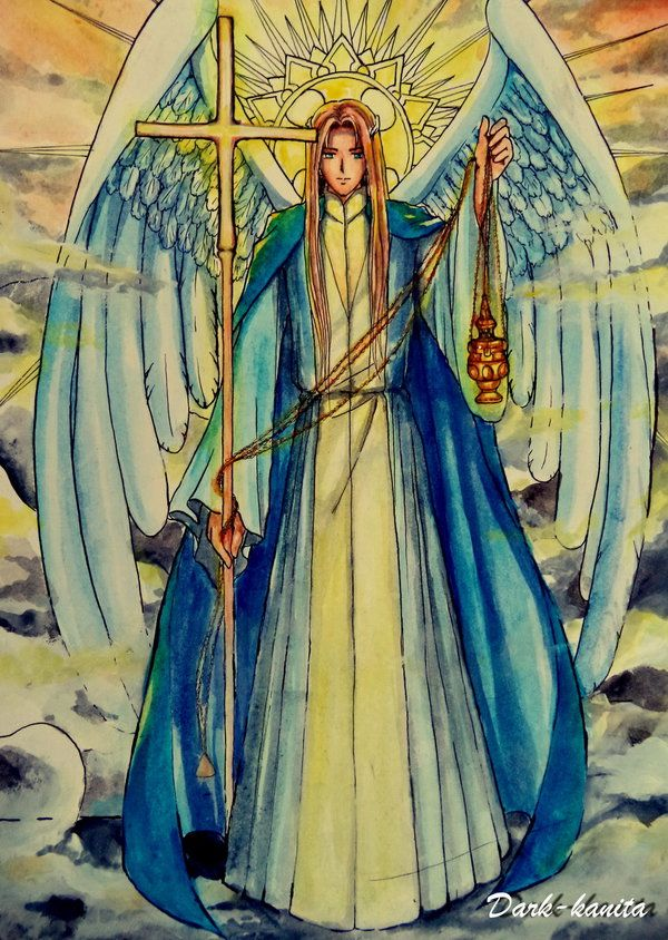 St sealtiel guardian angel