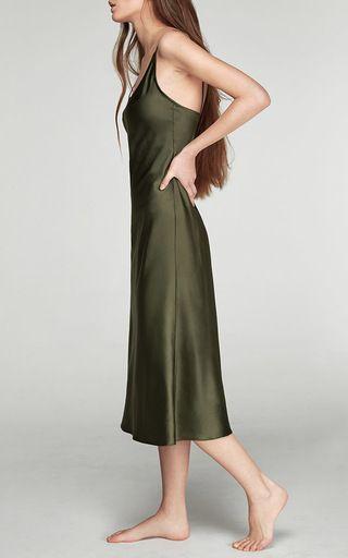 66d9fc50ec92 Sofia Silk Slip Dress by Sleeper | Moda Operandi | Dream shopping ...