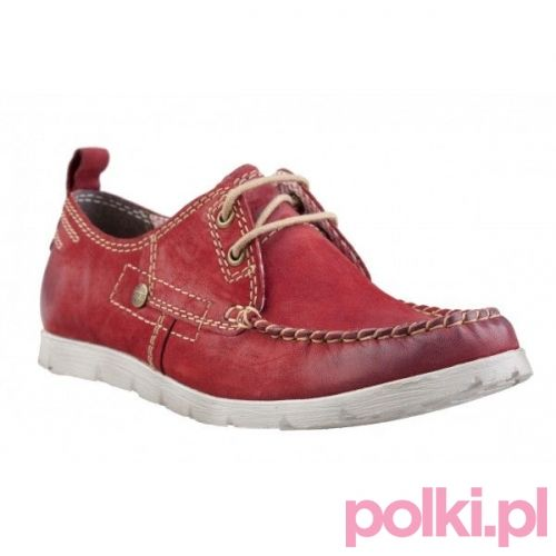 Buty Ccc Wiosna 2014 Czerwone Mokasyny Shoes Spring Summer Spring Shoes Sperry Boat Shoe