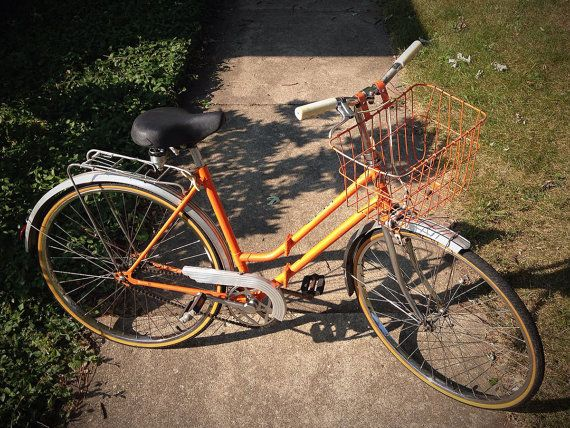 Vintage Folding Bike Made By Falter Faehnrich Super Star Made In