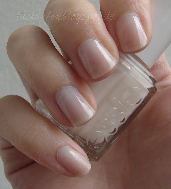 Bridal Decent Sheer White Nail Polish