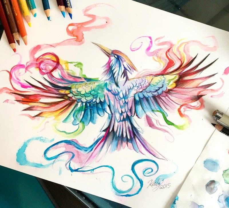 Pinterest Simona Hasova Colorful Drawings