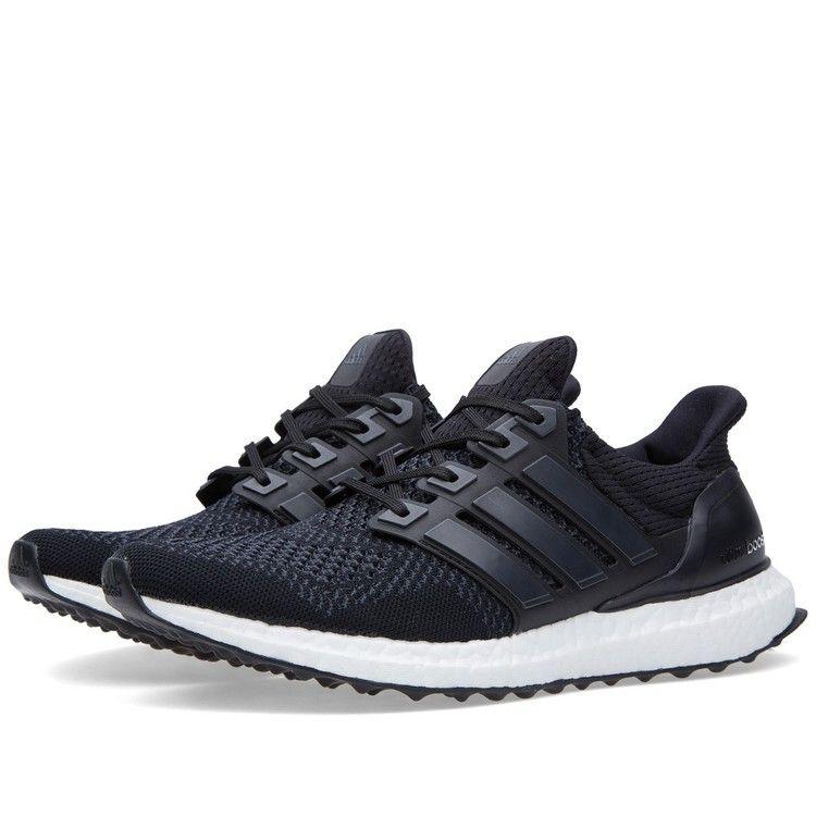 Ultraboost 1 0 Core Black Adidas S77417 Goat Adidas Ultra Boost Black Adidas Sneakers