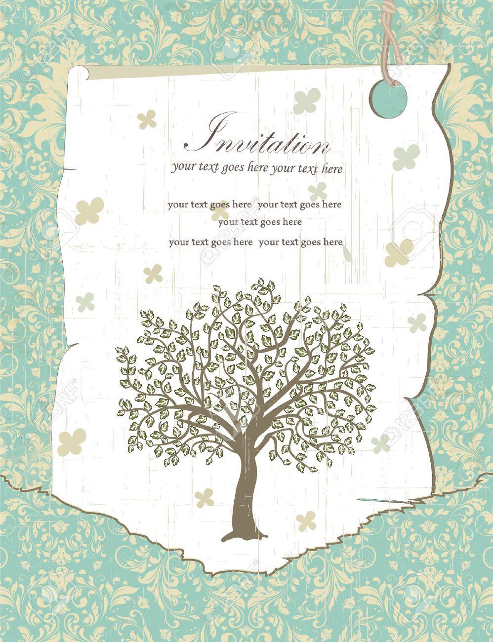 photograph regarding Free Printable Family Reunion Invitations identify Totally free Printable Household Reunion Templates  AHA Family members