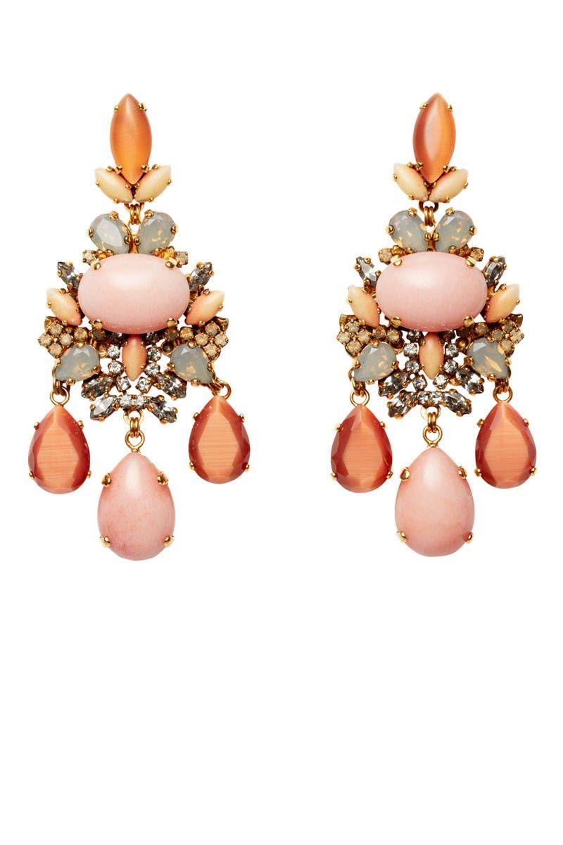 Aerin Lauder Earrings - Love these!