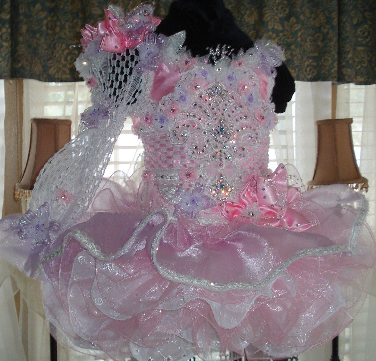 1000  images about Cupcake pageant dresses on Pinterest ...