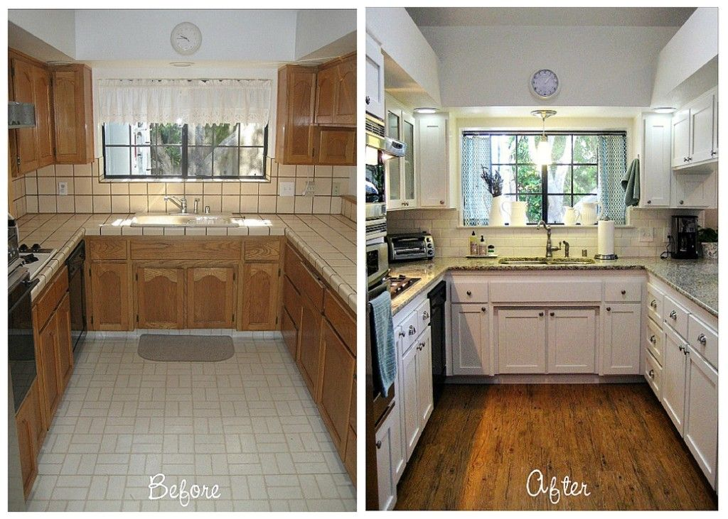 1980s Kitchen Renovation Hooked On Houses Before And