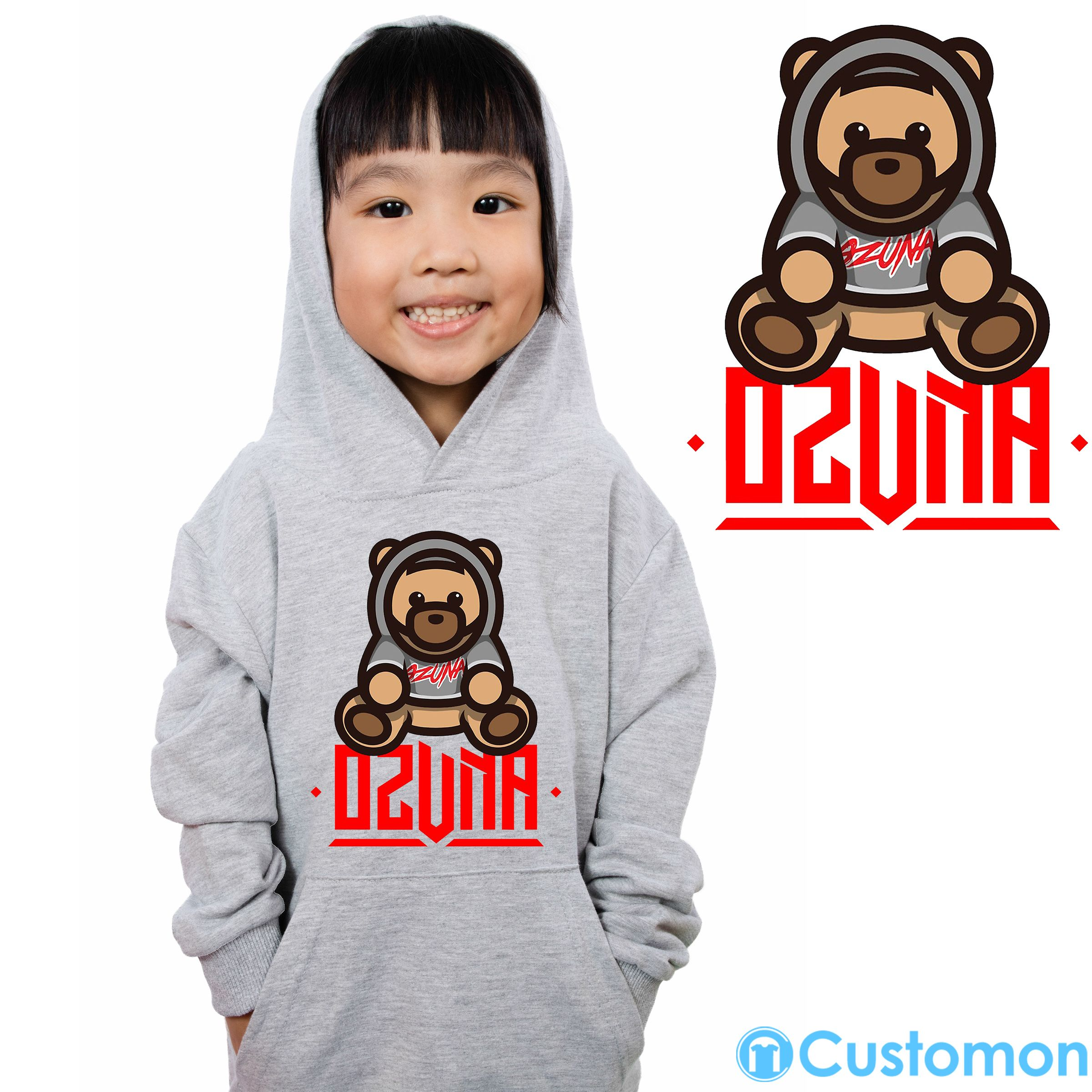 d09d5bfb8aab OZUNA LOGO New Design Kids Hoodie 🐻 - #Ozuna #Odisea #Fenix #Trap #Hits  #latino #oso #teddy #bear #osito #ozunalogo #kids #youth #fashion  #kidshoodie #best ...