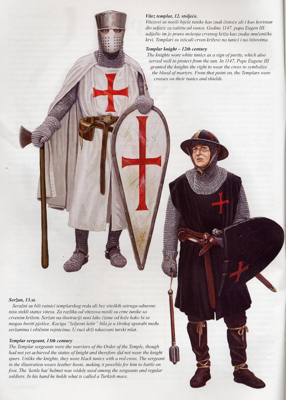 Foro De Historia Militar El Gran Capitan Ver Tema Pinturas Y Codices De La Edad Media Caballeros Templarios Templarios Caballeros Medievales