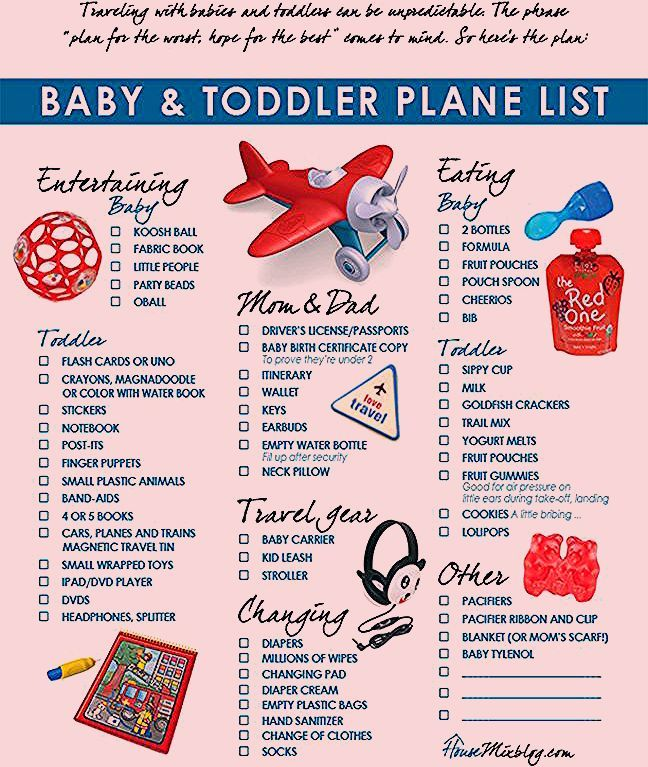 Photo of 6 Key Packing Tips for Heading to the Airport With a Toddler