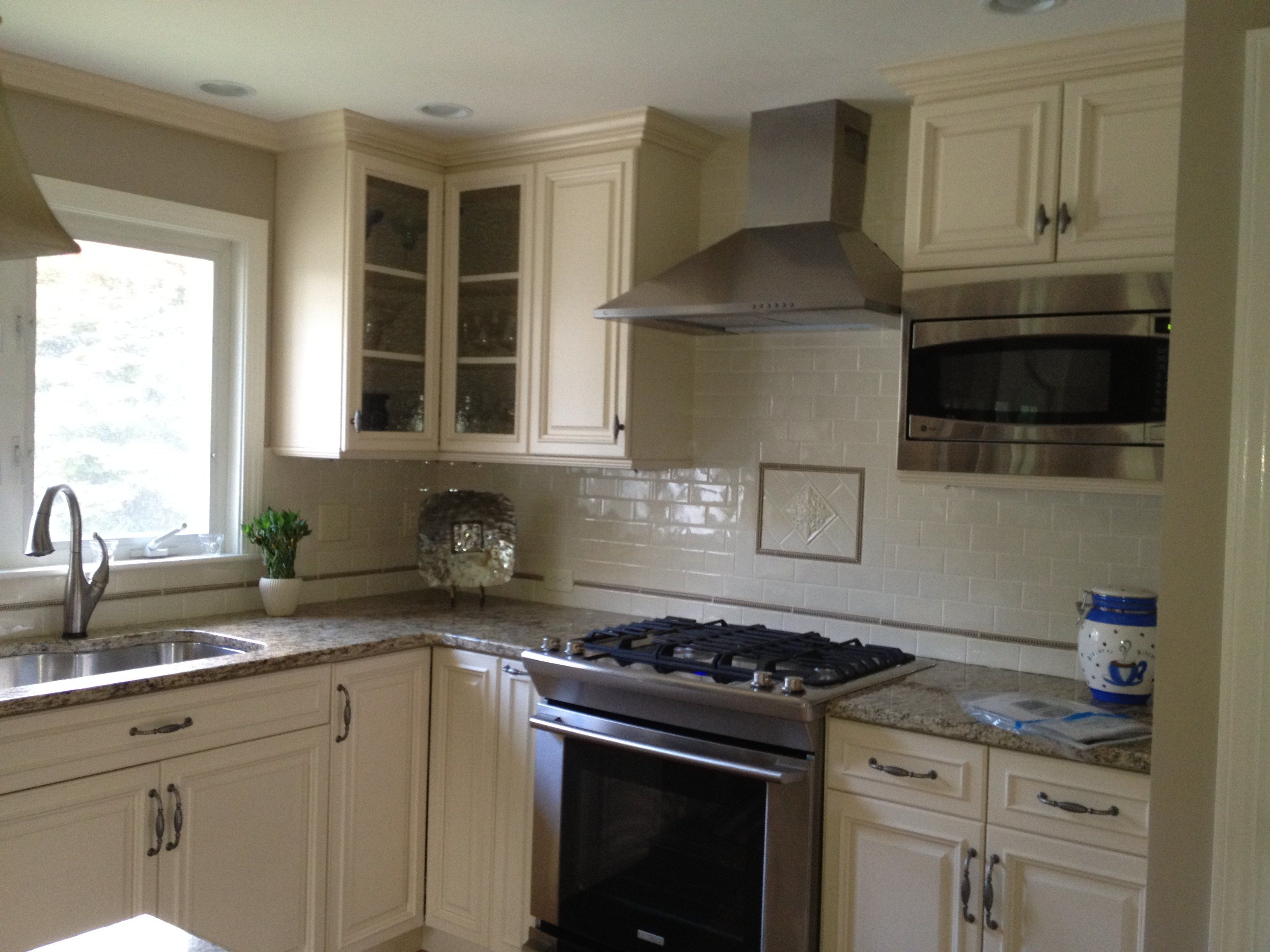 Best Kitchen Renovation Milton Ma Hanssem Cream Maple 400 x 300