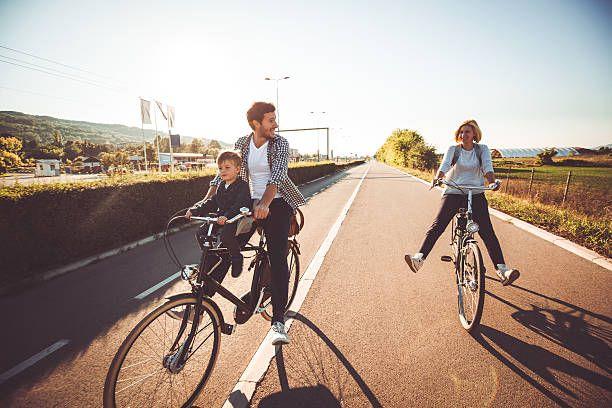 Bike With Kid Legs Out Is Fun Family Bike Photo Bike