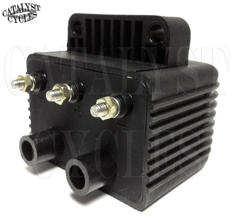 HIGH OUTPUT SINGLE FIRE COIL FOR HARLEY IGNITION HIGH