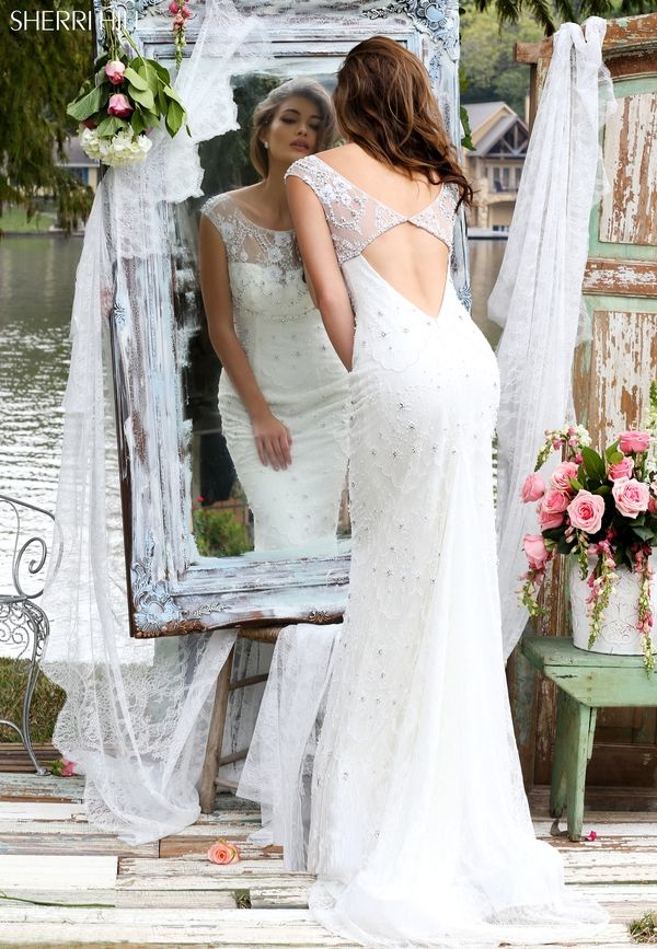 b43227f1ac95 Sherri Hill 50069 | Bridal 2016 Collection in 2019 | Wedding dresses ...