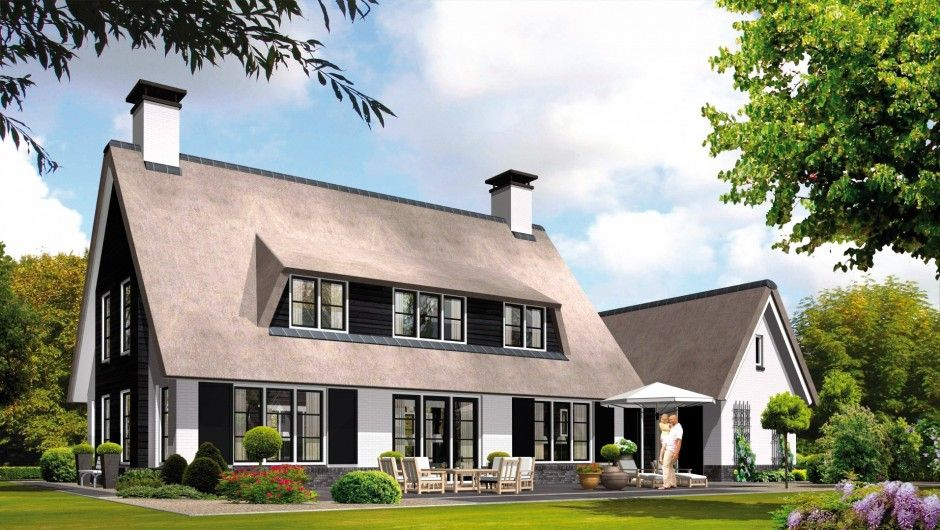 Standaard huis van architectuur wonen lichtenberg woning pinterest architectuur huizen - Model van huisarchitectuur ...