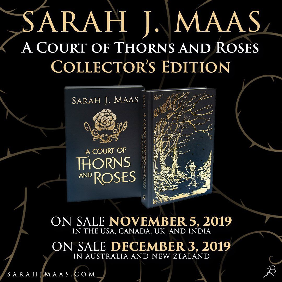 Sarah J Maas On Instagram I M So Excited To Share This First