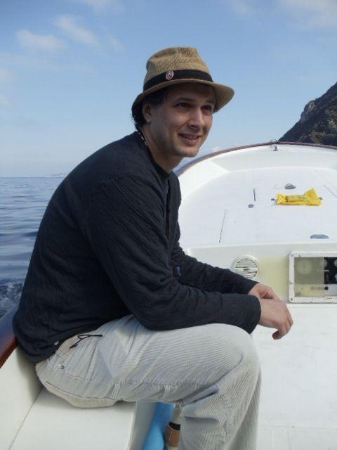 Joey-Capri Island-Italy