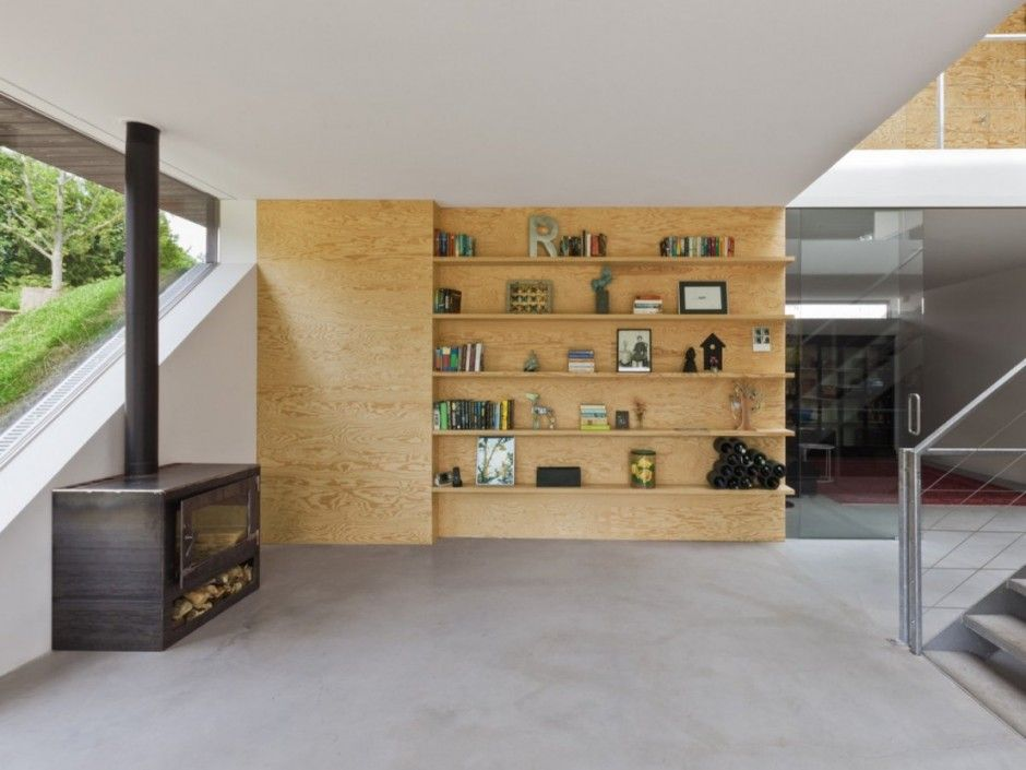Bookcase home 09 by i29 interior architects interior pinterest