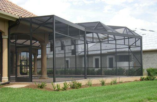 Deck Screen Enclosures Ft Myers FL | Screen enclosures ...