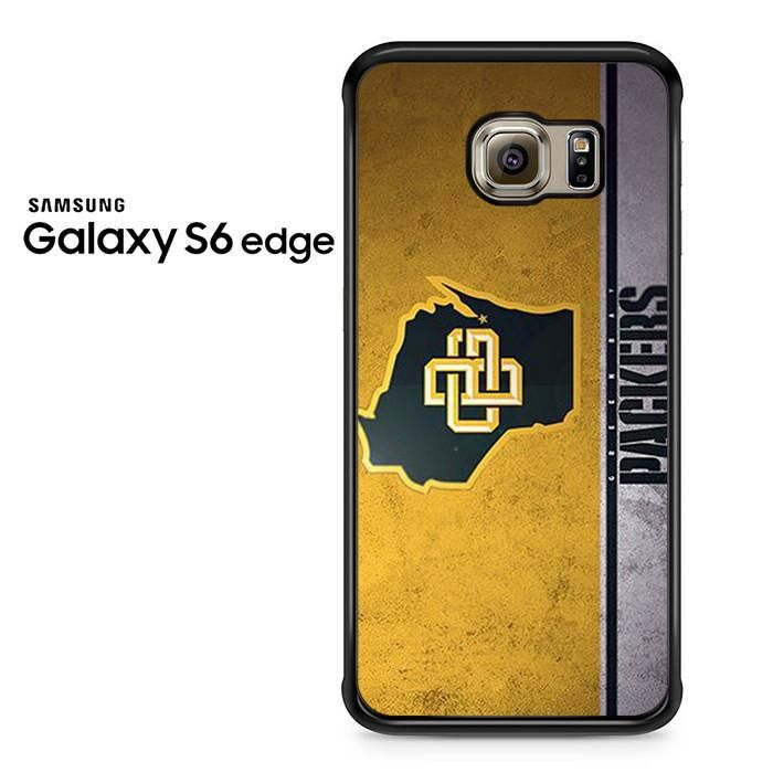 Excellent Green Bay Packers Wallpaper Samsung Galaxy S6 Edge Case