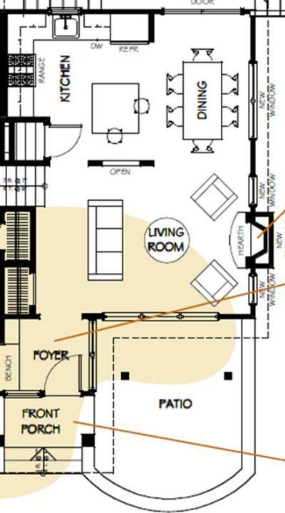 Raised Ranch Living Room Design: Raised Ranch Living Room Designs