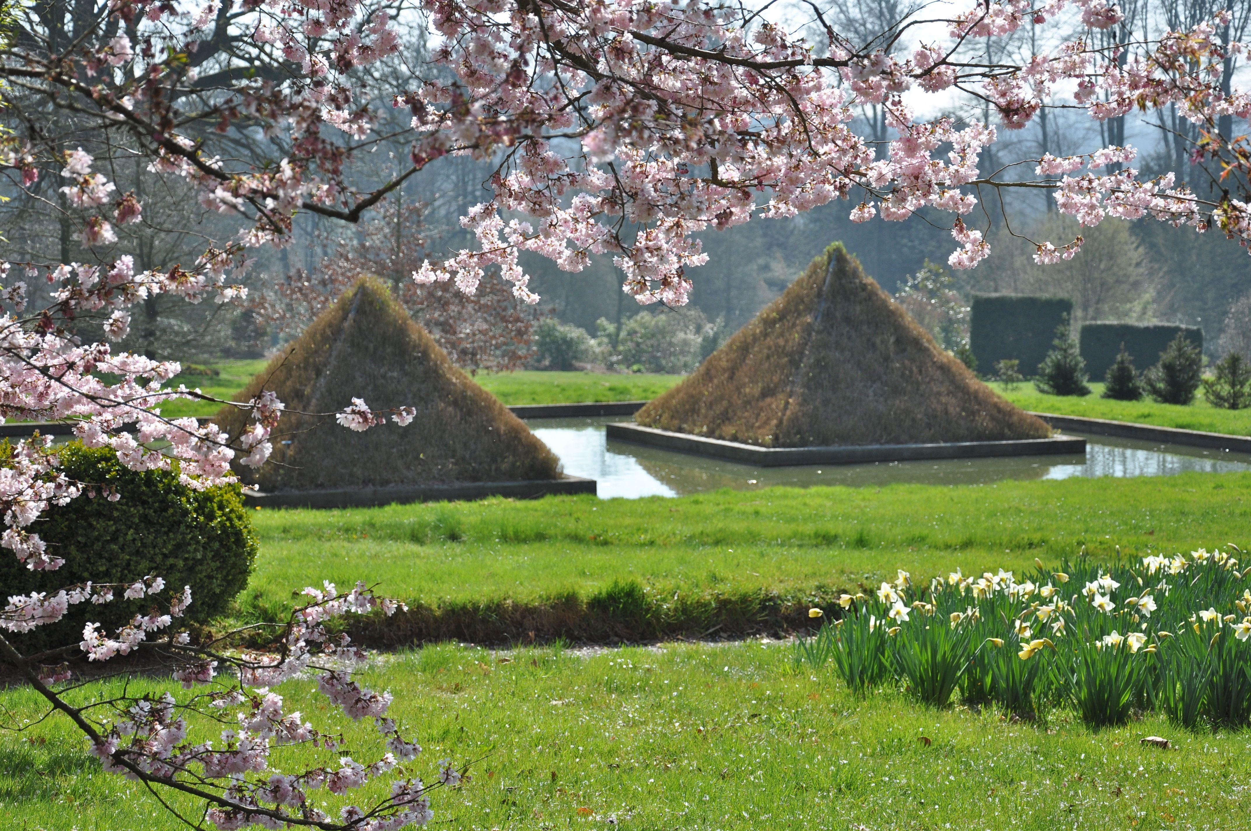 Le Jardin Botanique De Haute Bretagne Landscape Garden Travel