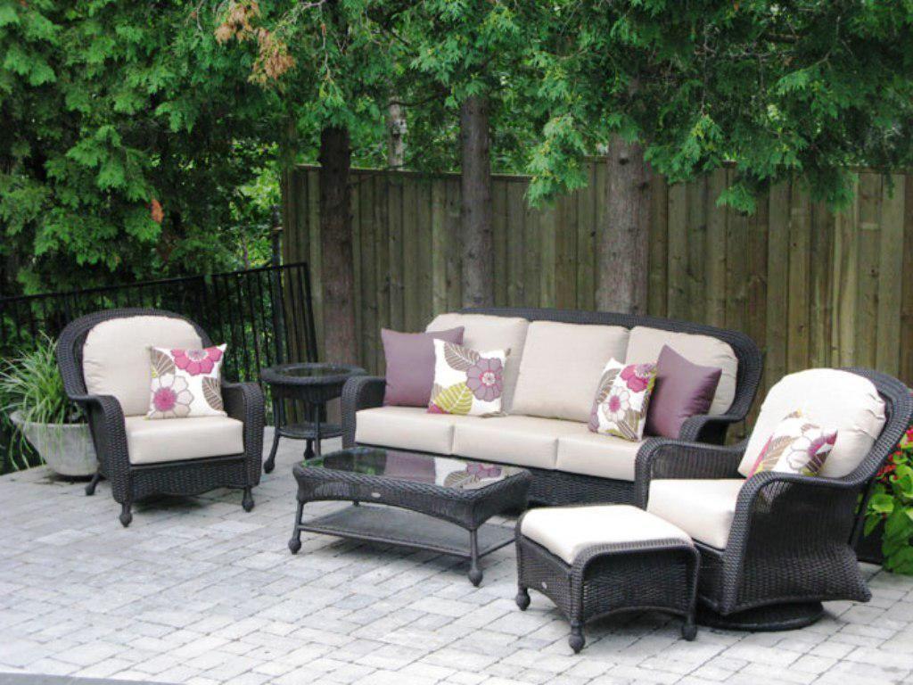 Hampton Bay Outdoor Möbel Terrasse & Outdoor Es gibt