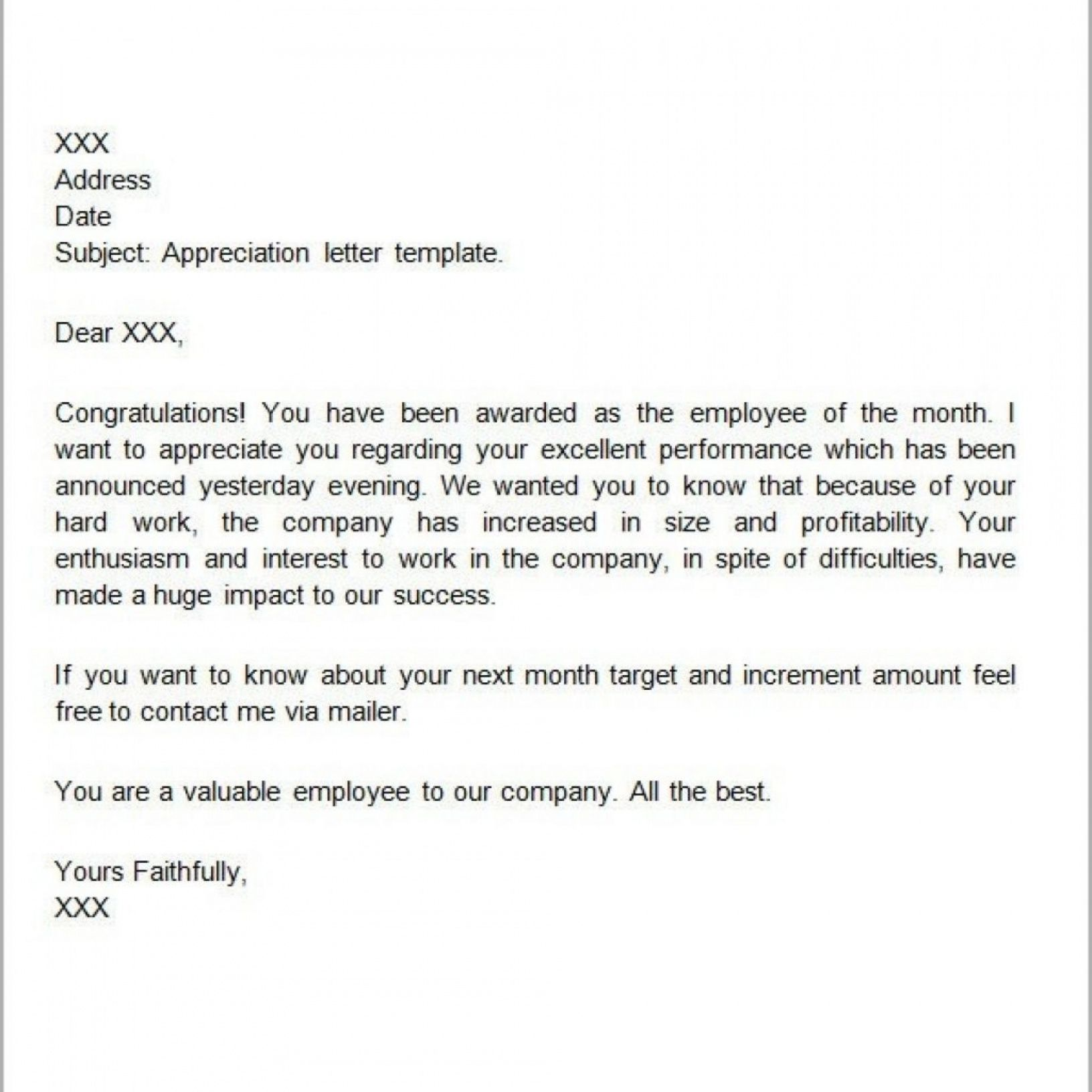 Get Our Example Of Sophisticated Investor Letter Template For Free Letter Templates Lettering Formal Letter Template