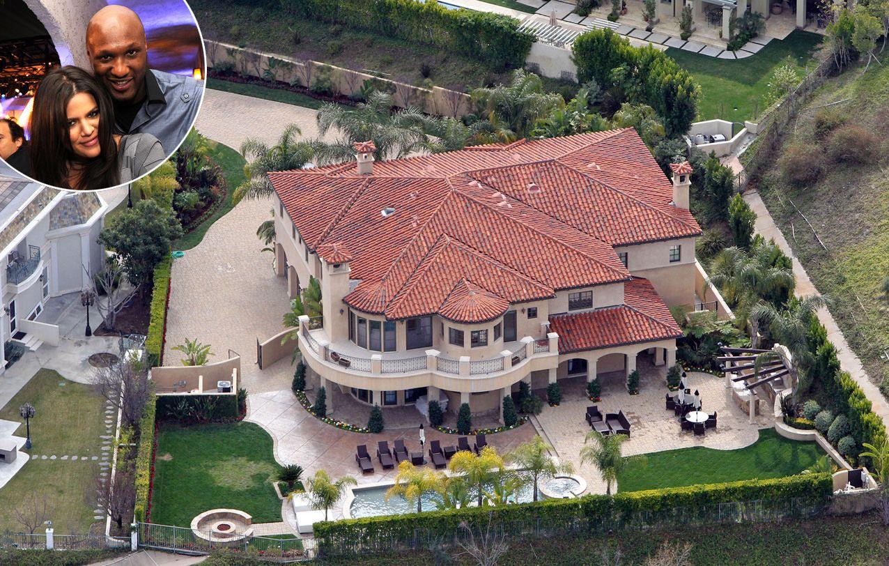 Pics of celebrity homes - Celebrity Homes