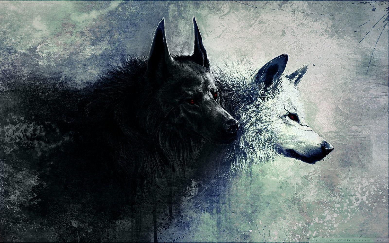 wolf wallpaper Wolf artwork, Wolf wallpaper, Beast wallpaper