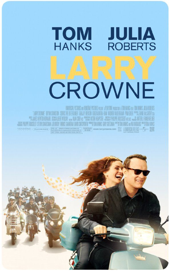 Larry Crowne, I don't know if it did well at the movies I saw it on DVD but it was so good. Smart funny
