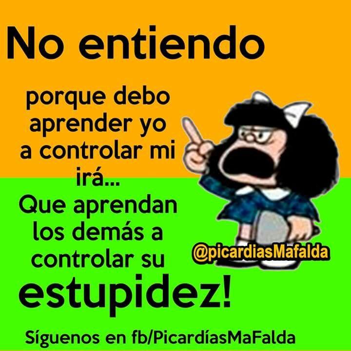 Pin En Mafalda