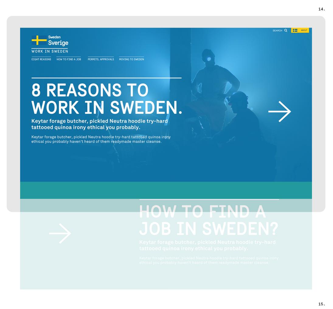 Creative Review Sweden S New Look Sweden News Jobs In Sweden Sweden