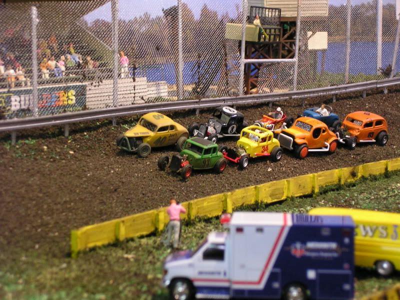 Nascar Race Track Diorama Nascar Race Tracks Nascar Diecast Dirt Car Racing