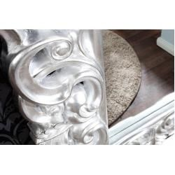 Photo of Elegant wall mirror Venice 180x90cm silver antique baroque style Riess AmbienteRiess Ambiente