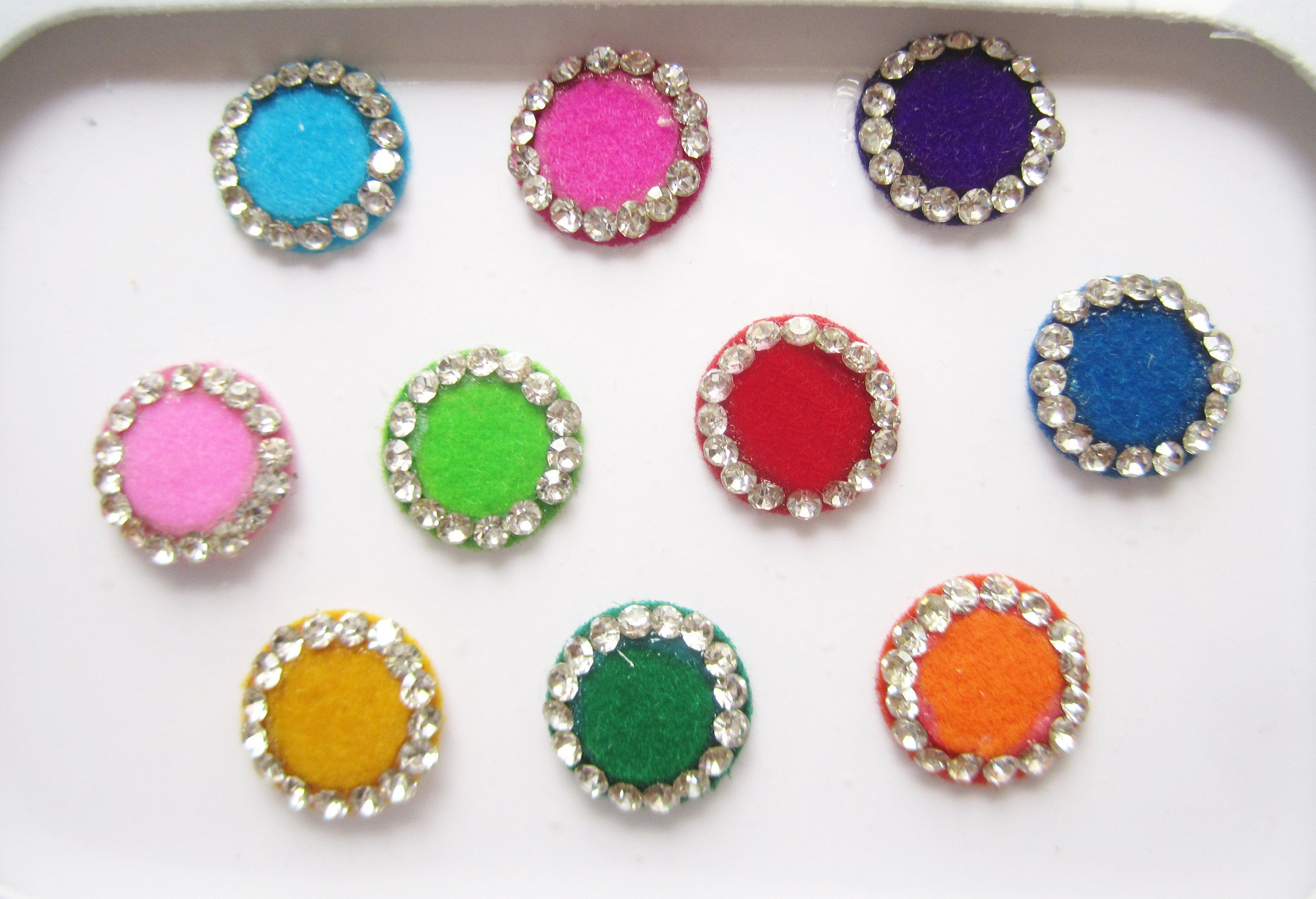 1 x SYNTHETIC OPAL BALL FOR 1.6mm EXTERNALLY THREADED BARS BALL ONLY