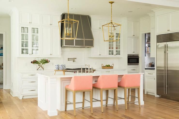 Via upholstered-kitchen-counter-stools-fabric-bar-stools-with-arms