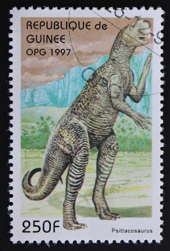 Prehistoric Animals Postage Stamp Set // Guinea 1997 Used Post Stamps Lot // Dinosaur // West Africa // Animals // Dilophosaurus // Ephemera #prehistoricanimals Prehistoric Animals Postage Stamp Set // Guinea 1997 Used Post | Etsy #prehistoricanimals