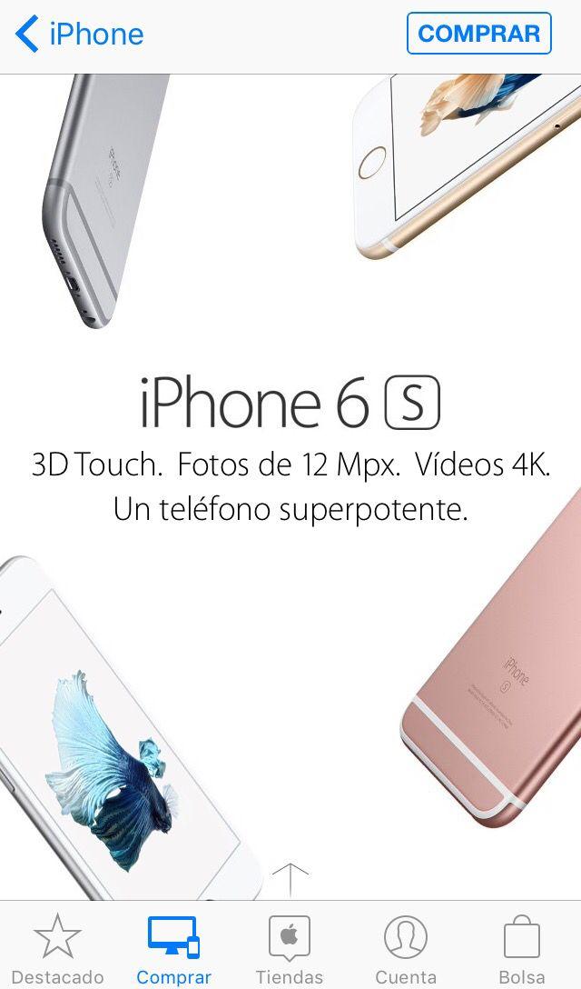 Ya está aquí el #iPhoneSE Qué os parece? Os lo vais a comprar?