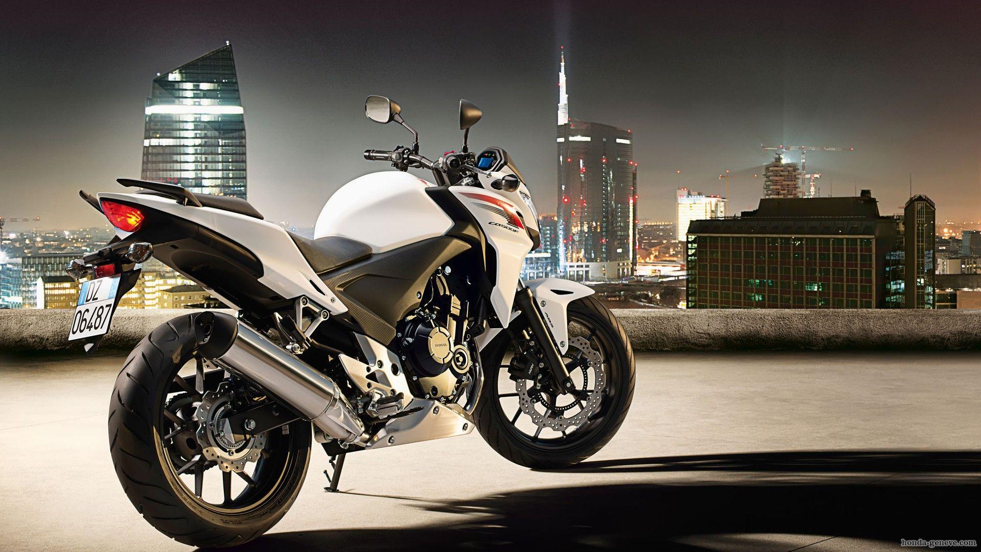 Honda CB500F Wallpaper