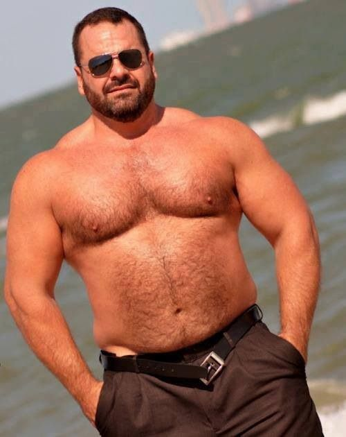 Bear daddy hot